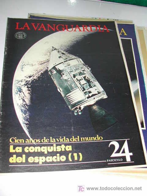 Coleccionismo Periódico La Vanguardia: CIEN AÑOS DE VIDA DEL MUNDO (I) - LA VANGUARDIA 1881- 1981 - Foto 2 - 4557307