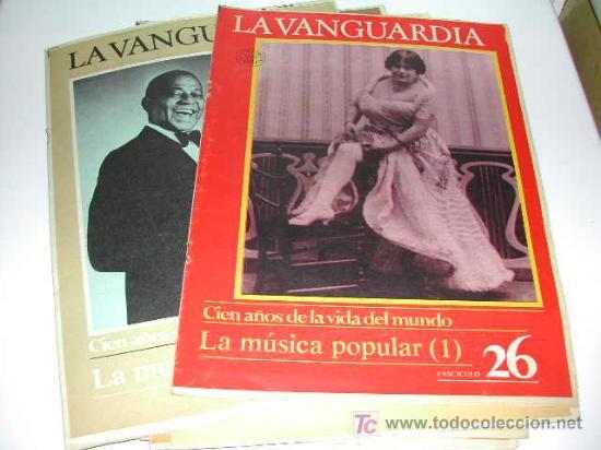 Coleccionismo Periódico La Vanguardia: CIEN AÑOS DE VIDA DEL MUNDO (I) - LA VANGUARDIA 1881- 1981 - Foto 3 - 4557307