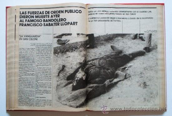 Coleccionismo Periódico La Vanguardia: LA VANGUARDIA - CIEN AÑOS DE VIDA CATALANA - 1881/1981 - Foto 16 - 25984207
