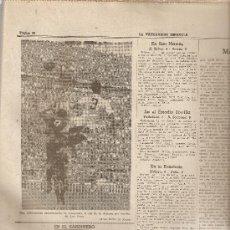 Coleccionismo Periódico La Vanguardia: LA VANGUARDIA SEPTIEMBRE 1954.VERDU.CAMPANAL.CICLISMO.PUBLICIDAD.MYRURGIA.. Lote 9319357