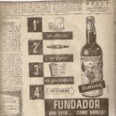 Coleccionismo Periódico La Vanguardia: LA VANGUARDIA MAYO 1955.PUBLICIDAD FUNDADOR.CHANEL.MAIZENA.. Lote 9358905