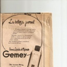 Coleccionismo Periódico La Vanguardia: LA VANGUARDIA 1951.JULIO.SPRING GLORY.JABON.GEMEY.GRAN MOGOL.. Lote 10553532