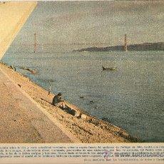 Coleccionismo Periódico La Vanguardia: 1966 ESPECIAL PORTUGAL PUENTE TAJO TIPOS ECONOMIA TIMOR BANCA INDUSTRIA TABACO ANGOLA UNION FABRIL. Lote 10685044