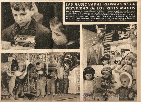 AÑO 1965 FIESTA REYES BARCELONA JUGUETES PUBLICIDAD NESTLE ORDENADOR PARA SERESCO GENERAL ELECTRIC (Coleccionismo - Revistas y Periódicos Modernos (a partir de 1.940) - Periódico La Vanguardia)