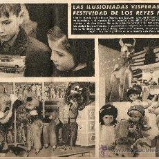 Coleccionismo Periódico La Vanguardia: AÑO 1965 FIESTA REYES BARCELONA JUGUETES PUBLICIDAD NESTLE ORDENADOR PARA SERESCO GENERAL ELECTRIC. Lote 10763026