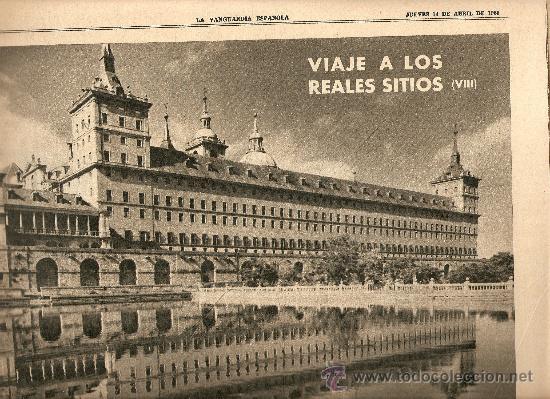 .AÑO 1966 EL ESCORIAL LA SARDANA EN EL MUNDO PUBLICIDAD BUTANO ZANUSSI SALOU APARTAMENTOS ESTANYETS (Coleccionismo - Revistas y Periódicos Modernos (a partir de 1.940) - Periódico La Vanguardia)