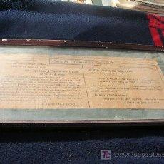 Coleccionismo Periódico La Vanguardia: FIN GUERRA CIVIL PARTE ENMARCADO 19 DE MAYO DE 1939 . Lote 25844094