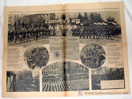 Coleccionismo Periódico La Vanguardia: página 2 y 3 - Foto 2 - 27009362