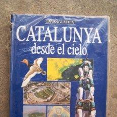 Coleccionismo Periódico La Vanguardia: CATALUNYA DESDE EL CIELO, COLECCION FASCICULOS LA VANGUARDIA ENCUADERNADO. Lote 26853633