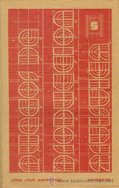 REVISTA PLIEGOS DE PRODUCCIÓN ARTÍSTICA. CINE CLUB SARACOSTA - ZARAGOZA 1974 (Coleccionismo - Revistas y Periódicos Modernos (a partir de 1.940) - Periódico La Vanguardia)