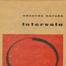 Coleccionismo Periódico La Vanguardia: REVISTA PLIEGOS DE PRODUCCIÓN ARTÍSTICA. EDUARDO HERVAS. INTERVALO. 1974. Lote 64940085