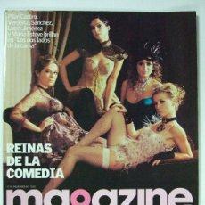 Coleccionismo Periódico La Vanguardia: MAGAZINE LA VANGUARDIA - PORTADA ACTRICES PELÍCULA LOS DOS LADOS DE LA CAMA - 25 DICIEMBRE DE 2005. Lote 26570367
