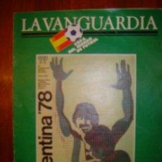 Coleccionismo Periódico La Vanguardia: LA VANGUARDIA 6. Lote 30509953