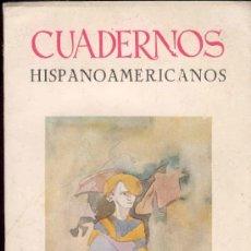 Coleccionismo Periódico La Vanguardia: CUADERNOS HISPANOAMERICANOS Nº 349 - JULIO 1979 - VANGUARDIA Y SUBREALISMO EN ESPAÑA(1920-1936). Lote 30769649