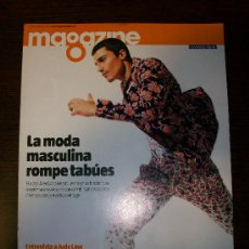 Coleccionismo Periódico La Vanguardia: MAGAZINE LA VANGUARDIA - 11 DE MARZO DEL 2012. Lote 31217878