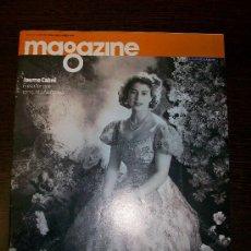 Coleccionismo Periódico La Vanguardia: MAGAZINE LA VANGUARDIA - 18 DE MARZO DEL 2012. Lote 31217887