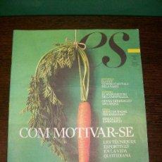 Coleccionismo Periódico La Vanguardia: ES ESTILS DE VIDA Nº 217 - SUPLEMENT DE LA VANGUARDIA. Lote 31239427