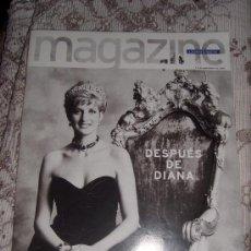 Coleccionismo Periódico La Vanguardia: MAGAZINE LA VANGUARDIA, DESPUES DE DIANA, 14 DE SEPTIEMBRE DE 1997. Lote 32586788