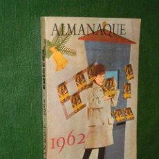 Colecionismo Jornal La Vanguardia: ALMANAQUE EDIGESA LA VANGUARDIA 1962. Lote 36445269