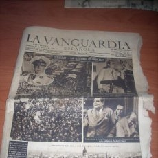 Collection Newspaper La Vanguardia - DIARIO LA VANGUARDIA DOMINGO 24 FEBRERO 1946 - 37040967