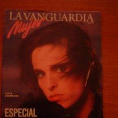 Coleccionismo Periódico La Vanguardia: LOTE - 3 REVISTA LA VANGUARDIA - 1986-. Lote 37103085