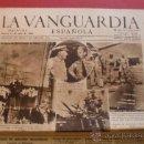 Coleccionismo Periódico La Vanguardia: LA VANGUARDIA 11/07/1946 LA EXPLOSION DE LA BOMBA DE BIKINI - AMERICA EN AVION CONSTELLATIONS. Lote 37227060