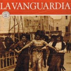 Coleccionismo Periódico La Vanguardia: SUPLEMENTO LA VANGUARDIA - CIEN AÑOS DE VIDA CATALANA - 1881-1900- FASCÍCULO 13. Lote 37309605