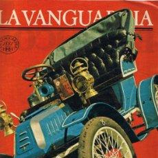 Colecionismo Jornal La Vanguardia: LA VANGUARDIA - CIEN AÑOS DE LA VIDA DEL MUNDO - EL AUTOMÒVIL - FASCÍCULO 42. Lote 37315922