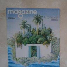 Coleccionismo Periódico La Vanguardia: MAGAZINE / REVISTA LA VANGUARDIA EDICIÓN ESPECIAL ANDALUCÍA EN EL ALMA. 5 ABRIL DEL 2009. CULTURA. Lote 37379560