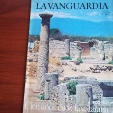 Coleccionismo Periódico La Vanguardia: LA VANGUARDIA - REV.- 1981 - CIEN AÑOS DE VIDA EN EL MUNDO - FASC. Nº 2 - 1900-1902. Lote 38477959
