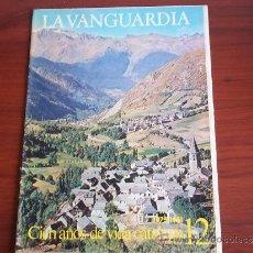Coleccionismo Periódico La Vanguardia: LA VANGUARDIA - REV.- 1981 - CIEN AÑOS DE VIDA EN EL MUNDO - FASCICULO Nº 12 - 1975-1981. Lote 38478016