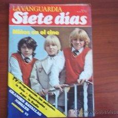 Coleccionismo Periódico La Vanguardia: LA VANGUARDIA - REV. SIETE DIAS - 18 DE JULIO DE 1982 / GRANDES BATALLAS NAVALES ( FASC. 11 ). Lote 38560542