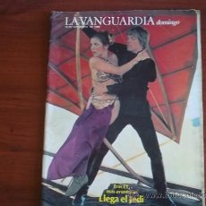 Coleccionismo Periódico La Vanguardia: LA VANGUARDIA - REV DOMINGO - 13 DE NOVIEMBRE DE 1983 / TRAS ET. LLEGA EL JEDI. Lote 38574369