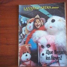 Coleccionismo Periódico La Vanguardia: LA VANGUARDIA - REV DOMINGO - 2 DE ENERO DE 1983 / YA LLEGAN LOS REYES. Lote 38574954