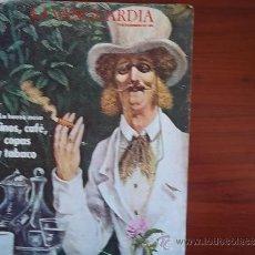 Coleccionismo Periódico La Vanguardia: LA VANGUARDIA - REV ESPECIAL - 7 DE DICIEMBRE DE 1983 / VINOS,CAFE,COPAS Y TABACO. Lote 38579106