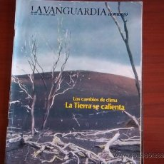 Coleccionismo Periódico La Vanguardia: LA VANGUARDIA - REV DOMINGO - 22 DE FEBRERO DE 1984 / LA TIERRA SE CALIENTA. Lote 38598911