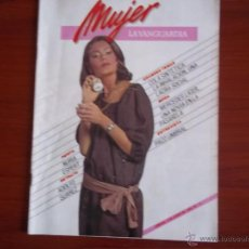 Coleccionismo Periódico La Vanguardia: LA VANGUARDIA - REV.- MUJER Nº 11 - 8 DE JUNIO DE 1984 - NURIA ESPERT / ADOLFO SUAREZ / PACO UMBRAL. Lote 39506680