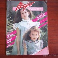 Coleccionismo Periódico La Vanguardia: LA VANGUARDIA - REV.- MUJER Nº 6 - 4 DE MAYO DE 1984 - ENTREVISTA ROSA Mª SARDA. Lote 39506873