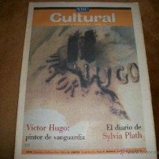 Coleccionismo Periódico La Vanguardia: ABC CULTURAL. Lote 40147456
