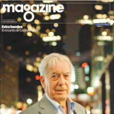 Coleccionismo Periódico La Vanguardia: REVISTA MAGAZINE LA VANGUARDIA / 2010 - EL NUEVA YORK DE VARGAS LLOSA. Lote 40297314