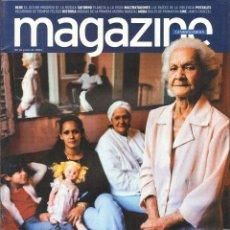 Coleccionismo Periódico La Vanguardia: REVISTA MAGAZINE LA VANGUARDIA / 2004 - SUEÑOS DE CUBA. Lote 40434505
