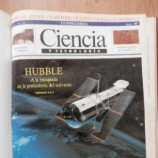 Coleccionismo Periódico La Vanguardia: CIENCIA Y TECNOLOGÍA. Nº 27 AL 39. 7 ABR-90 AL 30 JUN-90 - DIVERSOS AUTORES. Lote 36979670