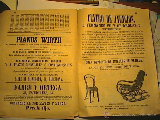 Coleccionismo Periódico La Vanguardia: LA VANGUARDIA. Nº 1. 1 DE FEBRERO DE 1881.EDICIÓN DE 1-2-1981 EN SU CENTENARIO. - Foto 2 - 41484944