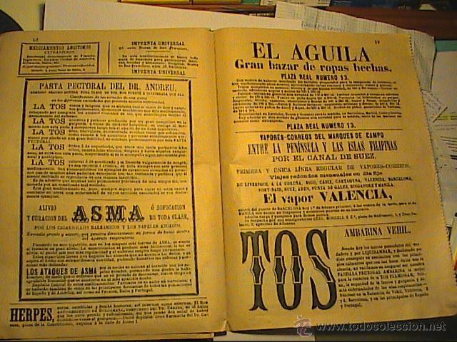 Coleccionismo Periódico La Vanguardia: LA VANGUARDIA. Nº 1. 1 DE FEBRERO DE 1881.EDICIÓN DE 1-2-1981 EN SU CENTENARIO. - Foto 3 - 41484944