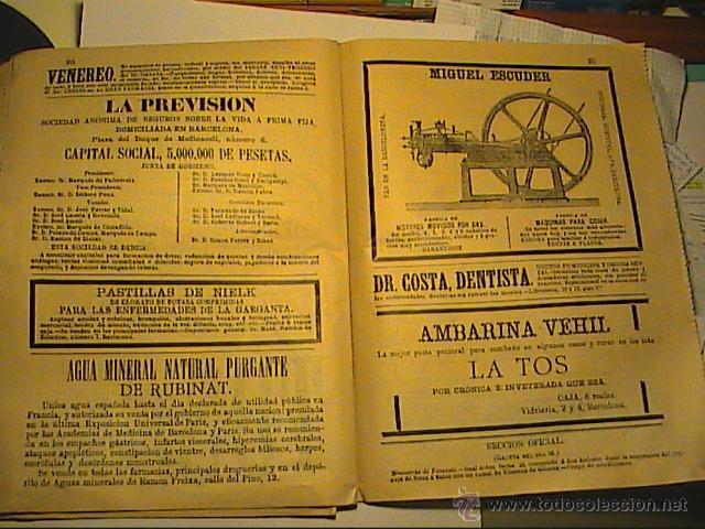 Coleccionismo Periódico La Vanguardia: LA VANGUARDIA. Nº 1. 1 DE FEBRERO DE 1881.EDICIÓN DE 1-2-1981 EN SU CENTENARIO. - Foto 4 - 41484944