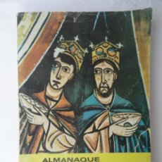 Coleccionismo Periódico La Vanguardia: ALMANAQUE LA VANGUARDIA AÑO 1961.. Lote 42285299