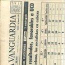 Coleccionismo Periódico La Vanguardia: DIARIO LA VANGUARDIA 2 MARZO 1979 - ELECCIONES . Lote 43403142