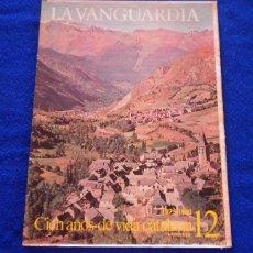 Coleccionismo Periódico La Vanguardia: CIEN AÑOS DE VIDA CATALANA (1975-1981) LA VANGUARDIA Nº12. Lote 43764124