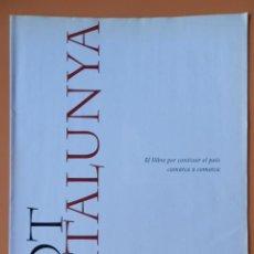 Coleccionismo Periódico La Vanguardia: TOT CATALUNYA. EL LLIBRE PER CONÈIXER EL PAÍS COMARCA A COMARCA. DE LA PG 1 A LA 16 - DIVERSOS AUTOR. Lote 44079448