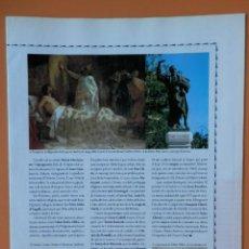 Coleccionismo Periódico La Vanguardia: TOT CATALUNYA. EL LLIBRE PER CONÈIXER EL PAÍS COMARCA A COMARCA. DE LA PG 97 A LA 112 (ALT PIRINEU) . Lote 44079458